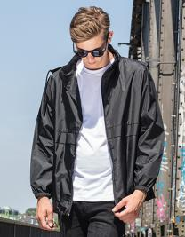 Nylon Windbreaker